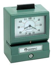 Acroprint 125ER3 Heavy Duty Time Clock
