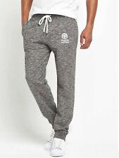 Pantaloni felpati Franklin & Marshall Sweat Pant Fleece Grigio tasche Cerniera S