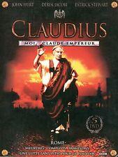 CLAUDIUS - MOI CLAUDE EMPEREUR - COFFRET COLLECTOR - DEREK JACOBI