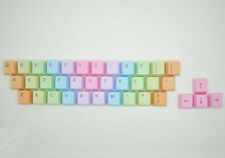 37 Pcs Multicolor Rainbow Keycap For Mechanical Keyboard ABS Cherry MX 0003