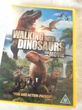 Walking With Dinosaurs The Movie Dvd