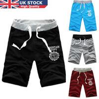 Men's Shorts Gym Jogging Running Training Sports Wear Boxer Casual Beach Pants