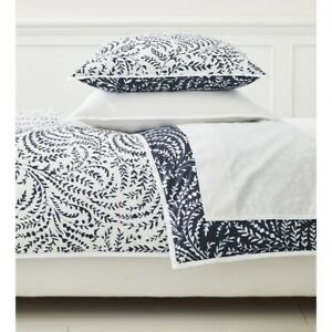 Serena and Lily Priano Duvet Cover (Navy) King/Cal King - NWT - SOLD OUT