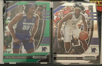2020-21 Prizm Draft Picks PRECIOUS ACHIWUA Green Prizm & Base RC Lot (2) HEAT🔥