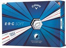 Callaway Erc Triple Track Golf Balls 3 Dozen White No Logos New 11405