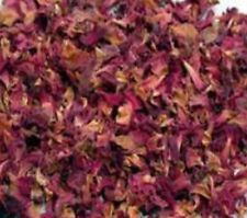 Edible Red Rose Petal For Tea Or Food Use 30g No Additives or GMO Free UK Post