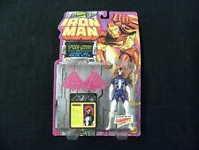 1994 Toybiz Marvel Iron Man Spider-Woman Sealed