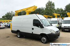 2010 Iveco Daily Cherry Picker Powered Access Platform MEWP - 12.5 Metre