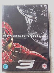 76066 DVD - Spider-man 3 [NEW / SEALED]  2018  CDR4954R