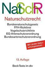 Naturschutzrecht (2018, Taschenbuch)
