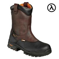 "THOROGOOD CROSSOVER COMPOSITE TOE WATERPROOF 8"" WORK BOOTS 804-4810 - ALL SIZES"