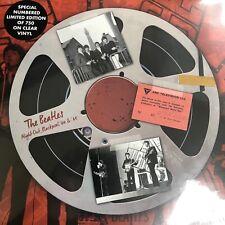 "BEATLES LIVE IN BLACKPOOL 1964-1965 10"" LP LTD EDT NUMBERED CLEAR VINYL"