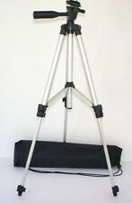 "50"" Pro Photo/Video Tripod With Case for Canon EOS Rebel 20D 30D"