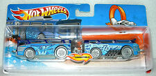 Hot Wheels Rapid Transit Trick Track Stunt Train & Carriage - Asst - BNIP