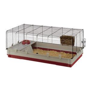 ferplast Krolik XL 1,2 m Hasenkäfig Nagerkäfig Kaninchenkäfig  Meerschweinchen