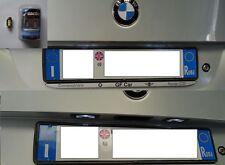 BMW serie 5 E60 E61 LUCI LAMPADINE TARGA SUPERBIANCHE LED NO ERROR SIMONI RACING