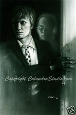 Night of the Living Dead Art - Johnny! Artist Signed 11x14 Print