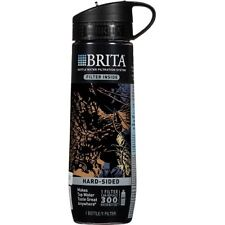 BRITA Hard Sided Water Filter Bottle 23.7 Ounces CAMO NEW