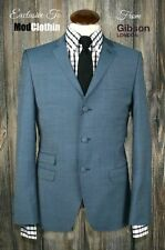 Three Button Wool Blend Double 32L Suits & Tailoring for Men