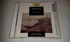 mahler smphony no. 5 berlin phil karajan dg deutsche grammophon