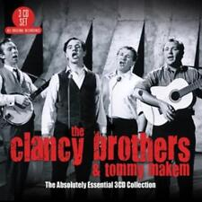 The Absolutely Essential 3CD Collection von The Clancy Brothers,Tommy Makem (2014)