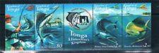 Fishing Tongan Stamps (1900-1970)