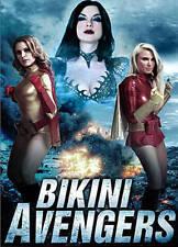 BIKINI AVENGERS NEW DVD