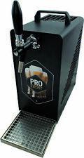 Seco radiador en negro, cerveza radiador, barriles, schankanlage con Espita