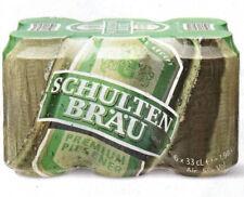 Schultenbräu Bier 24 x 0,33L dosen das KULT bier jetzt nur € 14,49