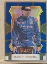 Elliott Sadler 89 2017 Select NASCAR Racing Blue Prizm 004/199