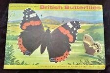 BRITISH BUTTERFLIES - BROOKE BOND PG TIPS TEA CARDS - COMPLEATE  SET 1963