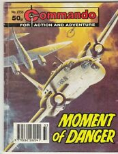 COMMANDO COMIC - No 2755   MOMENT OF DANGER
