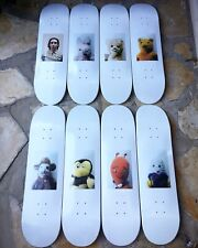 Supreme X Mike Kelley Skateboard Deck Set Complete