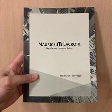 Maurice Lacroix Catalogue Collection 2019-2020                (P)