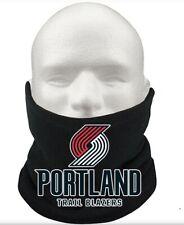 Portland Trail Blazers Gift Basketball Thermal Fleece Scarf Snood Neck Warmer