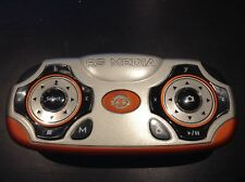RS MEDIA REMOTE ONLY BY WOW WEE - ORIGINAL BLACK-GRAY-ORANGE BRAND NEW LOOK!