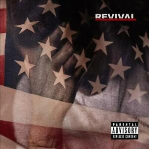 EMINEM - REVIVAL [PA] * NEW CD