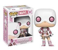 Marvel GwenPool Masked with Katana~ Pop ~Vinyl  Action Figure #197 Funko!~Toy