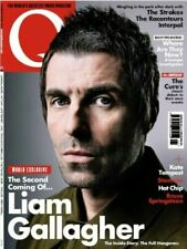 UK Q MAGAZINE - Summer 2019: LIAM GALLAGHER World Exclusive - THE CURE feature