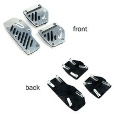 3PCS/Set Car Non-slip Accelerator Pedal Foot Pedals Pad Cover For Brake Clutch