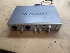 M Audio Mbox Firewire 410