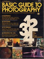 Petersen's Basic Guide To Photography 1973 082517nonjhe