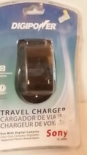 Digipower TC-500S Travel Charger for Sony NP-FE1, NP-FR1 & NP-FT1 Batteries