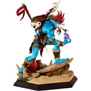 "Blizzard Vol'jin World of Warcraft 8"" Legends Statue Figure 8"""