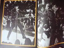 SUPERBE LIVRE ELVIS PRESLEY- THE ELVIS PRESLEY SCRAPBOOK -USA 1977-PHOTOS & DOCS