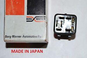 Relay fits NISSAN 240SX 240Z 260Z 280Z 300ZX PICKUP ALTIMA PATHFINDER ISUZU