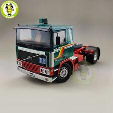 1/18 Road Kings Kk Volvo F1220 Tractor Truck 1977 Diecast Car Model Green Red