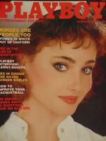 Playboy November 1983 |  Veronica Gamba Sex in Cinema      #1538+