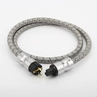 P105 HIFi Power Cable CRYO-156 US AC power cord power cable audio CD amplifier