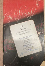 9 Walzer von Johannes Strauss